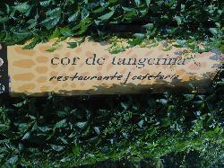Restaurante Cor de Tangerina