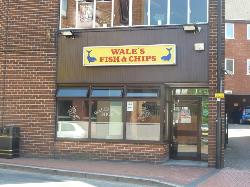 Wale's Fish Shop