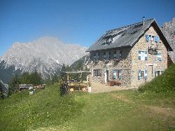 Rifugio Alpino Dino e Giovanni Chiggiato