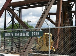 'Audrey Headframe Park' from the web at 'https://media-cdn.tripadvisor.com/media/photo-f/02/cb/5c/d7/audrey-headframe-park.jpg'