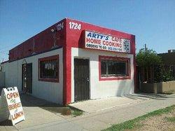 Arty's Cafe