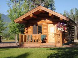 Typical Cabin at Silverwolf