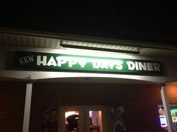 Happy Days Cafe