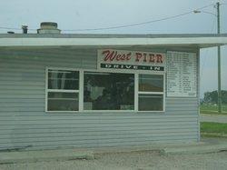 West Pier Drive-in