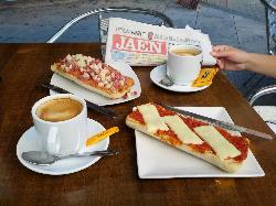Cafeteria Parraga