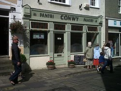 ‪Conwy Pantry‬