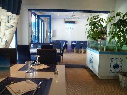 Une vue du restaurant