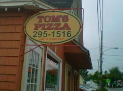‪Tom's Pizza‬