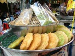 Chinatown Streetfood Stall