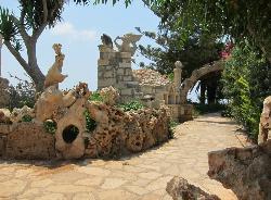 The entrance to Viklari