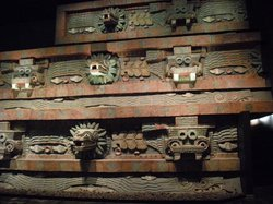 Det Nationale Antropologiske Museum (Museo Nacional de Antropología)