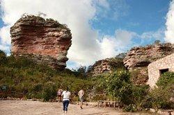 Serra das Paridas complexo arqueologico