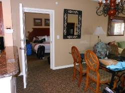 door to 2nd bedroom