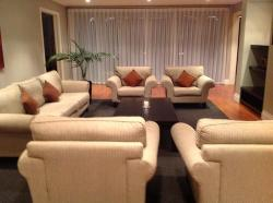 lounge presidential suite