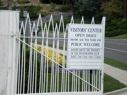 Washington D.C. Temple Visitors' Center
