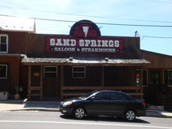 Sand Springs Saloon and Steakhouse