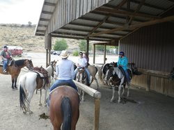 Sun Mountain Stables