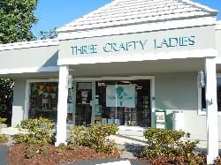 Three Crafty Ladies