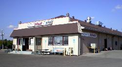 Saint Dave's Diner