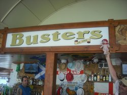 Busters Bar