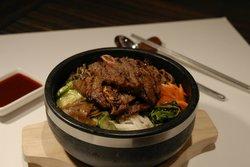 Bi Bim Bap Korean Stone Bowl