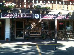 Simple Bliss Vegan Cafe