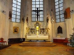 Die Burgkapelle (Home of the Vienna Boys' Choir)