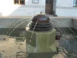 Fountain on Market Square