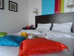 Tiercé Beach Hôtel