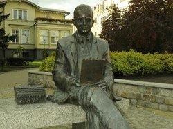 Marian Rejewski Statue
