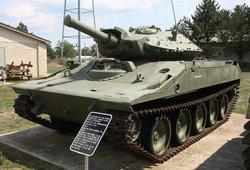 Motts Military Museum