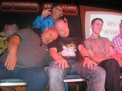Ken Webster Hypnotist Show