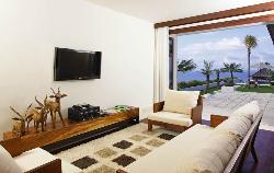 Villa Cahaya - TV Room