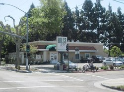 Bill's Cafe on the Alameda