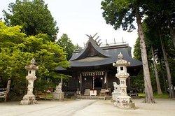 Fuji Omuro Asama Shrine