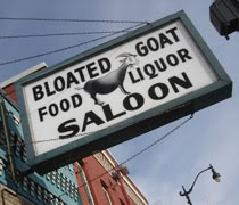 Bloated Goat Saloon
