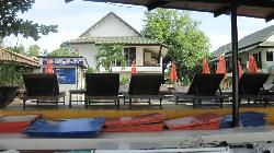 Ark Bar 3 pool area