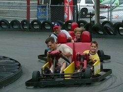Rapid River Go-Kart Track