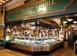 The Butcher Shop & Grill