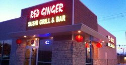Red Ginger Sushi Bar & Grill