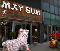 may sum buffet restaurant