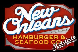 ‪New Orleans Hamburger and Seafood Co.‬