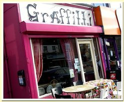Graffitti restaurant