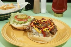 Tony Nelson's King of Philly Cheese Steaks