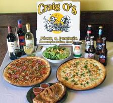 Craig O's Pizza and Pastaria