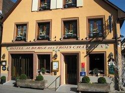 Restaurant Auberge des Trois Chateaux