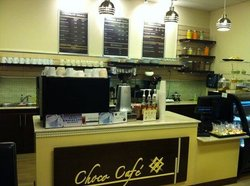 Choco Cafe & Chocolates by Design