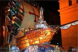 Museo de los Faroles y Rosario de Cristal