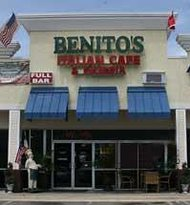 Benito's Italian Cafe and Pizzeria