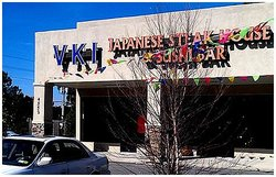 Vki Japanese Steakhouse & Sushi Bar